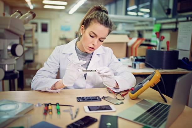 Técnico Reparador de Celulares